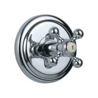 QQT-7421 4-Way Divertor for Concealed Fitting (QQT-CHR-7421)