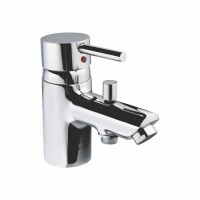 Single Lever 1-Hole Bath (FLR-CHR-5107B)