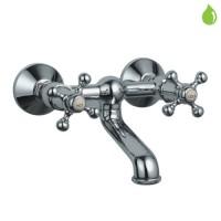Wall Mixer Non-Telephonic Shower Arrangement (QQT-CHR-7219)