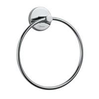 Towel Ring Round with Round Flange ACN-CHR-1121BN