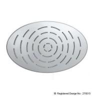 Верхний душ Maze размер 340X205X25mm, 2 режима (Maze Rain и Cascade), нержавеющая сталь, хром (OHS-CHR-1635)