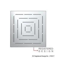 Верхний душ Maze 1 режим, диаметр 150х150 mm, нержавеющая сталь, хром (OHS-CHR-1605)