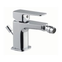 Single Lever 1-Hole Bidet Mixer with Popup Waste System (KUP-CHR-35213BPM)