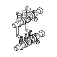 Коллектор для отопления Fonterra Модель 1004
