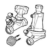 Комплект для регулирования давления Fonterra Модель 1289