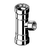 Тройник Megapress Модель 4217.2